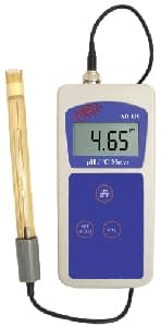 pHmetro portatil AD110 Adwa