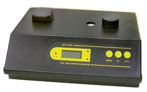 Espectrofotómetro Spectrum SP 1105