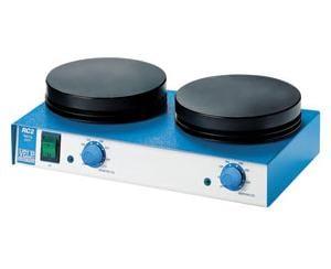 Plancha calefactora Velp Scientifica RC2 2 posiciones