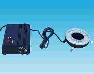 Iluminador epi por LEDs para microscopios estereoscopicos, con regulación