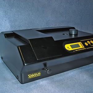 Espectrofotometro Spectrum SP 2000 UV
