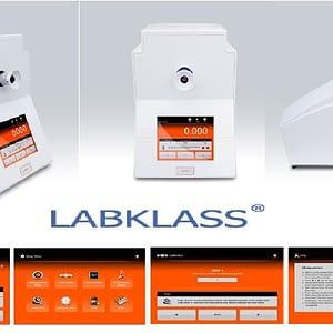 Polarímetro semi automatico digital POL-200 Labklass