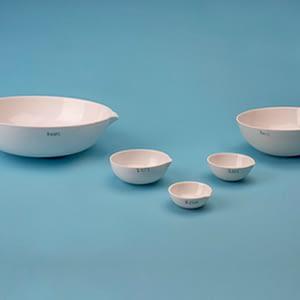 Capsula de porcelana 75 ml 82×32 mm Origen China
