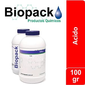 ACIDO PIRUVICO SAL SODICA Purísimo 100 gr Biopack