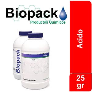 ACIDO 1-DECANOSULFONICO SAL SODICA H.P.L.C. (I.P.C.) 25 gr Biopack