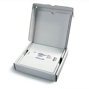 TLC Silicagel 60 F254 Glass TLC plate 10×20 cm x 50 uds Merck