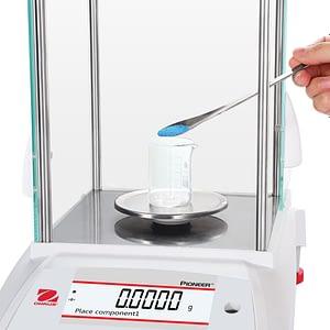 Balanza analitica Pioneer PX224/E 220 gr / 0.1 mg Ohaus