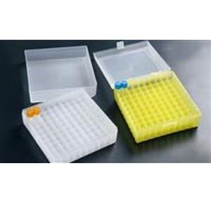 Caja de congelación para 100 crioviales de 1,8 ml (PP) Paralwall