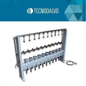 Extractor de materia grasa – butt 10 Determinaciones Tecnodalvo