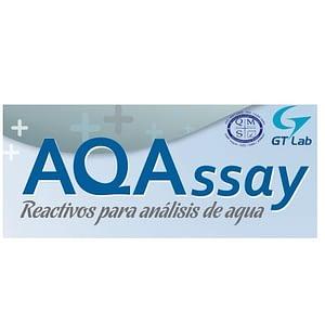 AQAssay NITRITOS  50 Det. Rango 0.03-1 mg/l GT Lab
