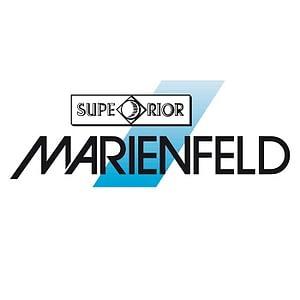 Cubreobjetos 18 x 18 mm (x 100 unidades) Marienfeld-Superior (Alemania)