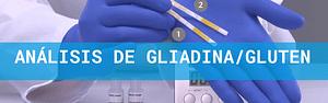 Read more about the article Determinación de gliadina/gluten en alimentos y otras muestras