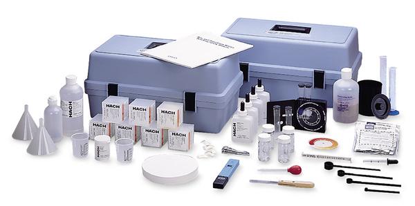 Test Kit Fertilidad del Suelo modelo NPK-1 Hach
