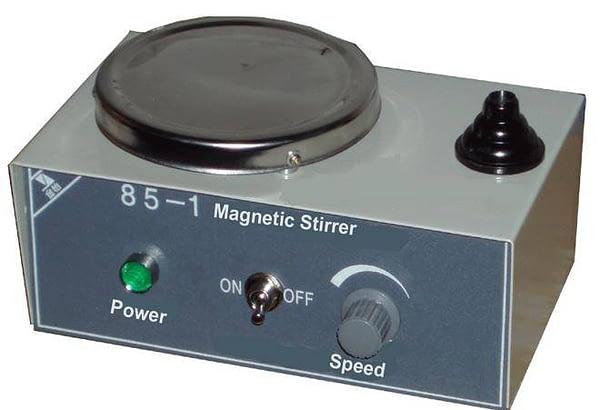 Agitador magnetico Labklass 85-1 sin calefaccion 2 Lt