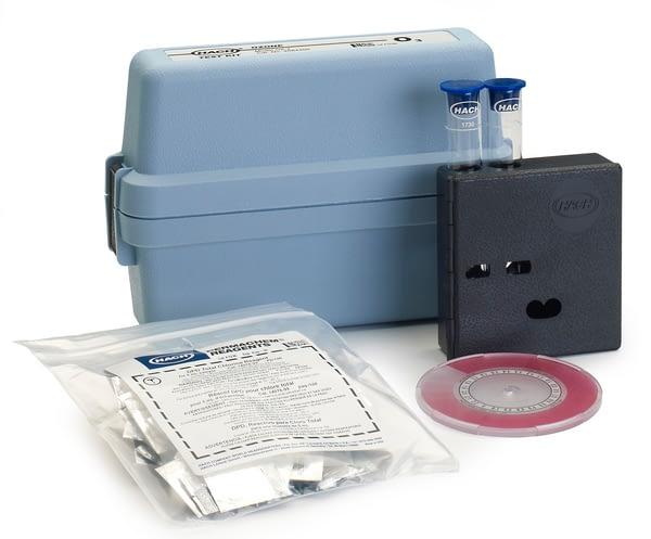 Test Kit Ozono modelo OZ-2 100 det Hach