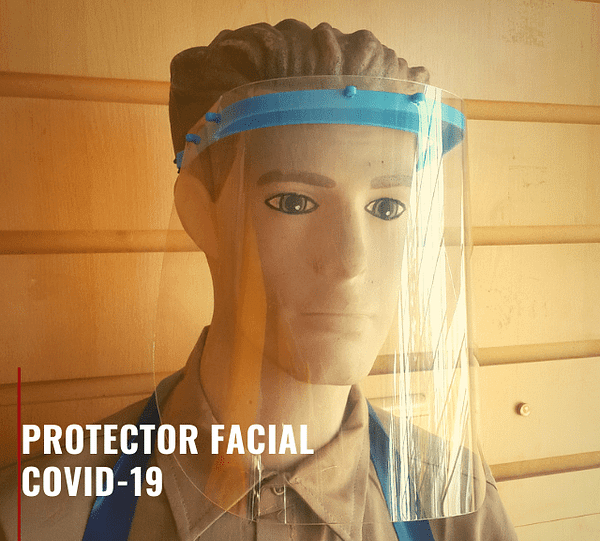 Protector Facial Incoloro RC2 - N- Cada uno