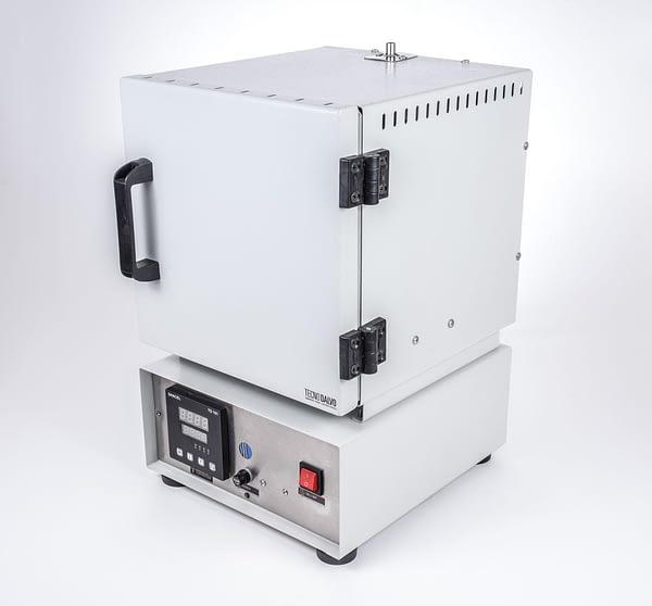 Horno electrico tipo mufla 40x250 mm (diam/largo) 1100W Tecnodalvo