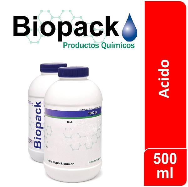 ACIDO OXALICO Solución 0.0125 N 500 mL Biopack