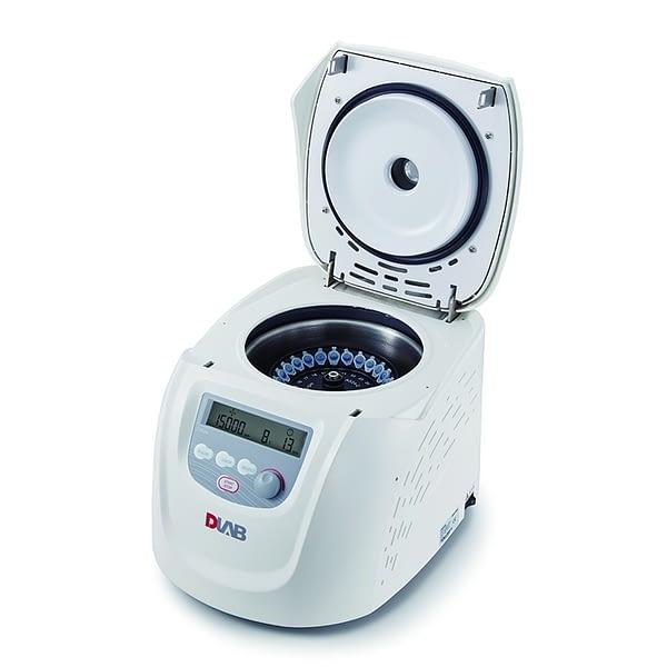 Centrífuga micro D-Lab D3024 Alta Velocidad