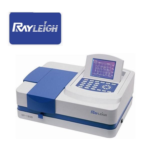 Espectrofotómetro UV-Visible Rayleigh UV 1800