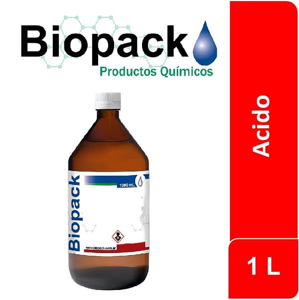 ACIDO FLUORHIDRICO 40% p.a. 1000 mL Biopack